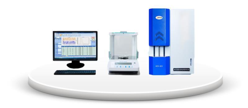 HCS-801 高频红外有机碳分析仪