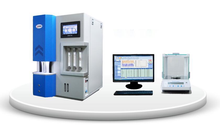 HCS-808 高频红外碳硫分析仪